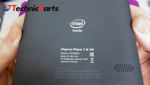 Как разобрать планшет Digma Plane 7.8 3G PS7008EG