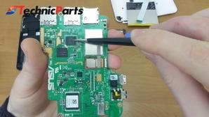 Как разобрать планшет Asus Fonepad 7 K012 FE170