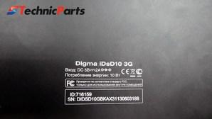 Как разобрать планшет Digma iDsd10 3G