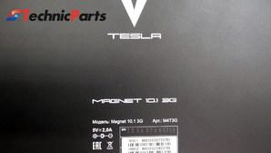 Как заменить тачскрин Tesla Magnet 10.1 3G. Ремонт планшета из другого города