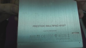 Как разобрать планшет Prestigio MultiPad 4 PMP7070C3G
