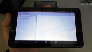 Как проверить тачскрин на планшете андроид